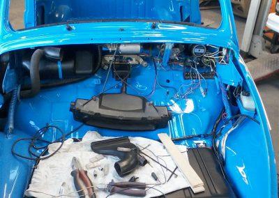 Restauratie VW Kever oldtimer 1982 (11)