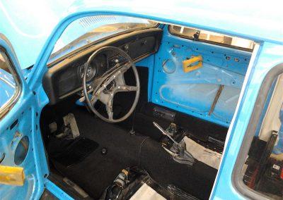 Restauratie VW Kever oldtimer 1982 (3)