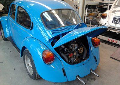 Restauratie VW Kever oldtimer 1982 (4)