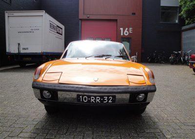 restauratie VW Porsche 914 (1)