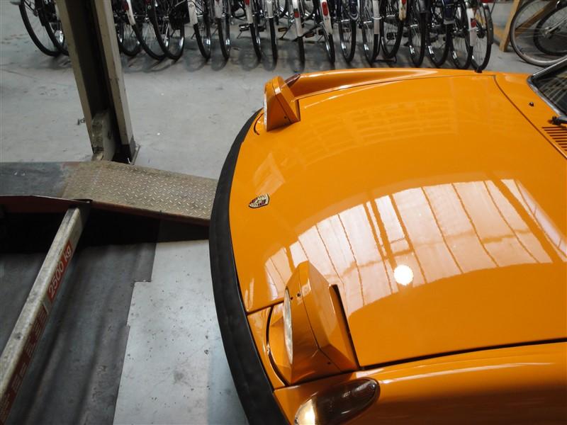 Restauratie VW Porsche 914