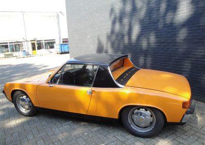 restauratie VW Porsche 914 (19)