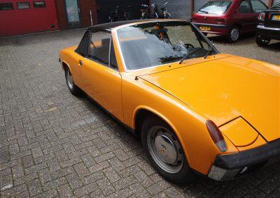 restauratie VW Porsche 914 (2)