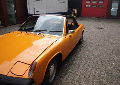restauratie VW Porsche 914 (3)