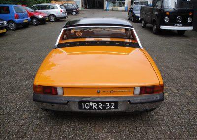 restauratie VW Porsche 914 (5)